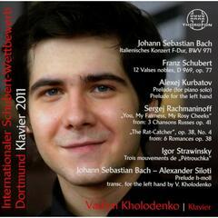 Internationaler Schubert-Wettbewerb Dortmund Klavier 2011