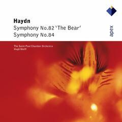Haydn : Symphonies Nos 82 & 84  -  Apex