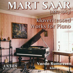 Mart Saar: Works for Piano