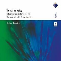 Tchaikovsky : String Quartets 1-3 & Souvenir de Florence