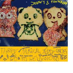 Three Musical Teddy Cookies Go To Hollywood