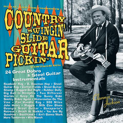 Country Swingin' Slide Guitar Pickin': 24 Great Dobro