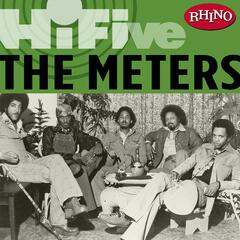 Rhino Hi-Five:  The Meters