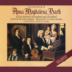J.S. Bach: The Notebooks Of Anna Magdelena Bach