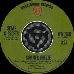 Summer Breeze / East Of Ginger Trees [Digital 45]