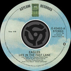 Life In The Fast Lane / The Last Resort [Digital 45]