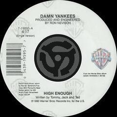 High Enough / Piledriver [Digital 45]