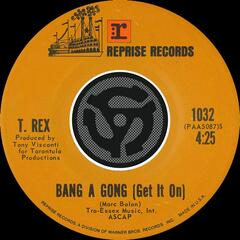 Bang A Gong [Get It On] / Raw Ramp [Digital 45]