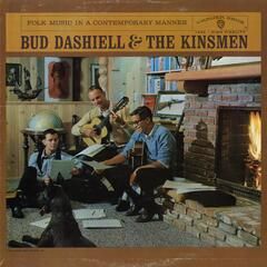 Bud Dashiell with the Kinsmen