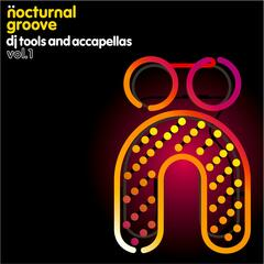 Nocturnal Grooves DJ Tools & Accapellas Volume 1
