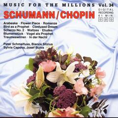 Music For The Millions Vol. 34 - Schumann/Chopin