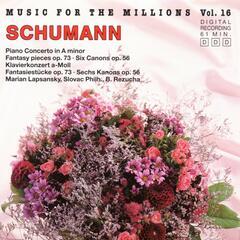 Music For The Millions Vol. 16 - Robert Schumann