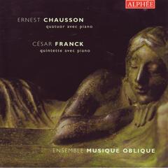 Ernest Chausson & César Franck