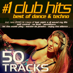 #1 Club Hits 2008 - Best Of Dance, House, Electro, Trance & Techno