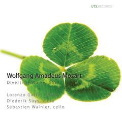 Wolfgang Amadeus Mozart: Divertimento, KV563