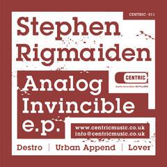 Analog Invincible EP