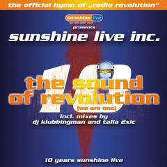 The Sound Of Revolution [We Are One]