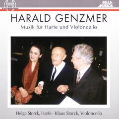 Harald Genzmer: Musik für Harfe und Violoncello