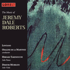 The Music of Jeremy Dale Roberts