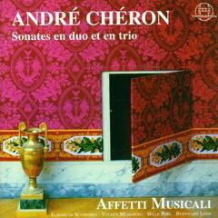 Chéron: Sonates en duo et en trio