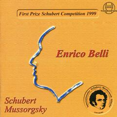 First Price Schubert Competition 1999