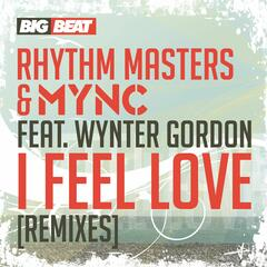 I Feel Love (feat. Wynter Gordon) [Remixes]