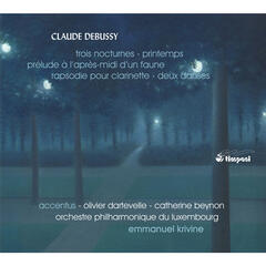 Debussy: Orchestral works vol. 2