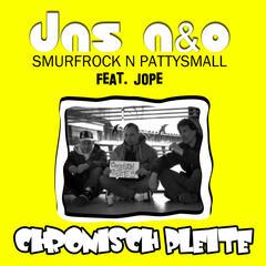 Chronisch Pleite (feat. Jope [Vapeilas])