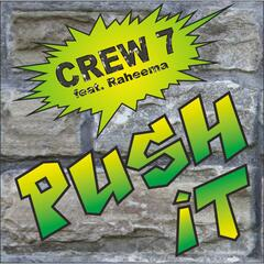 Push it (feat. Raheema)