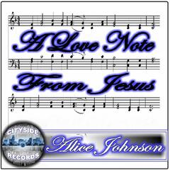 A Love Note from Jesus