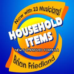 Household Items: New and Improved Formula