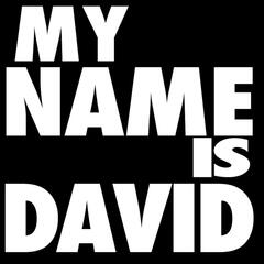 My Name Is David