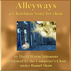 David Warin Solomons: Alleyways (A Christmas Song)