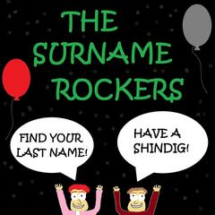 Find Your Last Name! Have a Shindig!