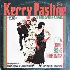 It's a Crime Scene Christmas!