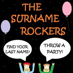 Find Your Last Name! Throw a Party!
