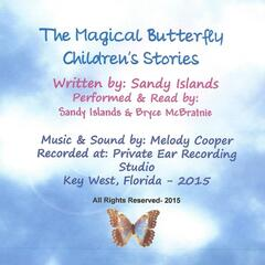 Magical Butterfly Series Children's Stories