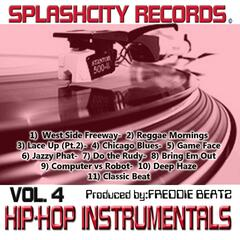 Hip-Hop Instrumentals, Vol.4