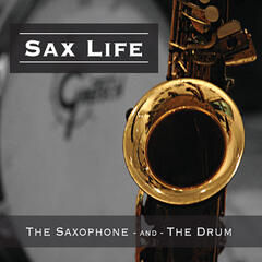 The Saxophone and the Drum