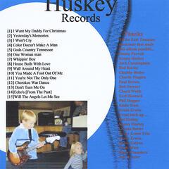 Double Album of Al Huskey Songs