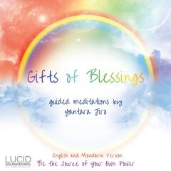 Gifts of Blessings (English & Mandarin)