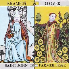 Krampus and Clover