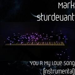 You R My Love Song (Instrumental)