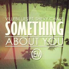Something About You (feat. Shevy Chase)