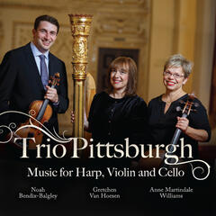 Music for Harp, Violin and Cello