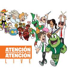 Atencion Atencion (Live)
