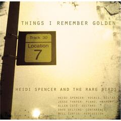 Things I Remember Golden