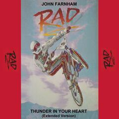"Thunder in Your Heart (From the Movie ""Rad"") [Extended Version]"