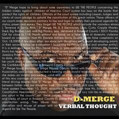Verbal Thought