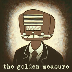 The Golden Measure